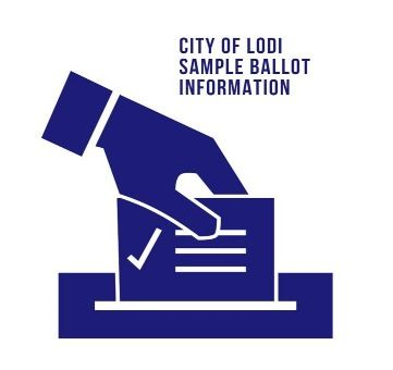 Lodi Sample Ballot