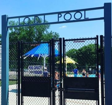 2018 Lodi Pool Opening Day