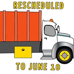 Rescheduled to June 10