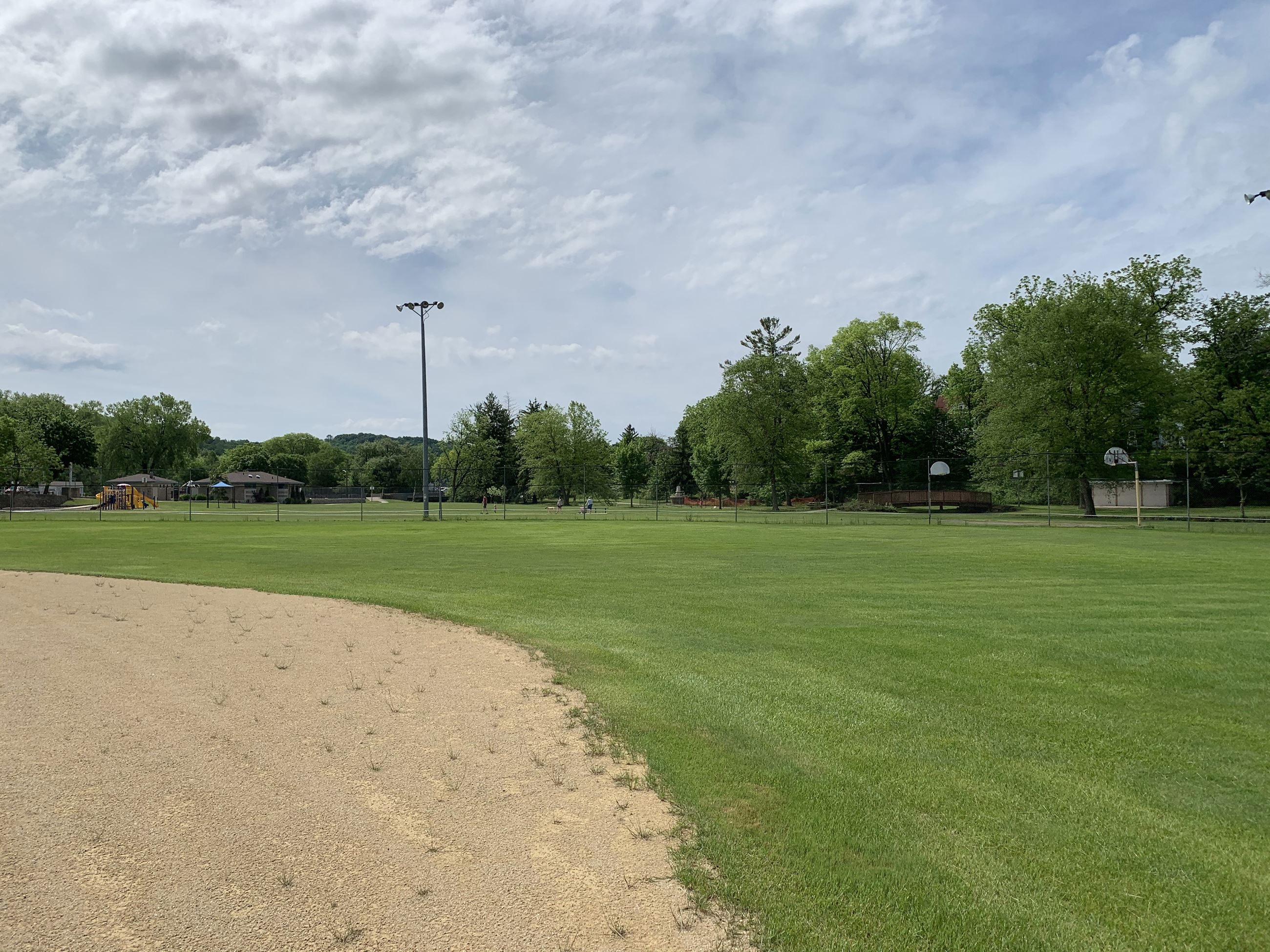 Softball Field - Goeres Park6