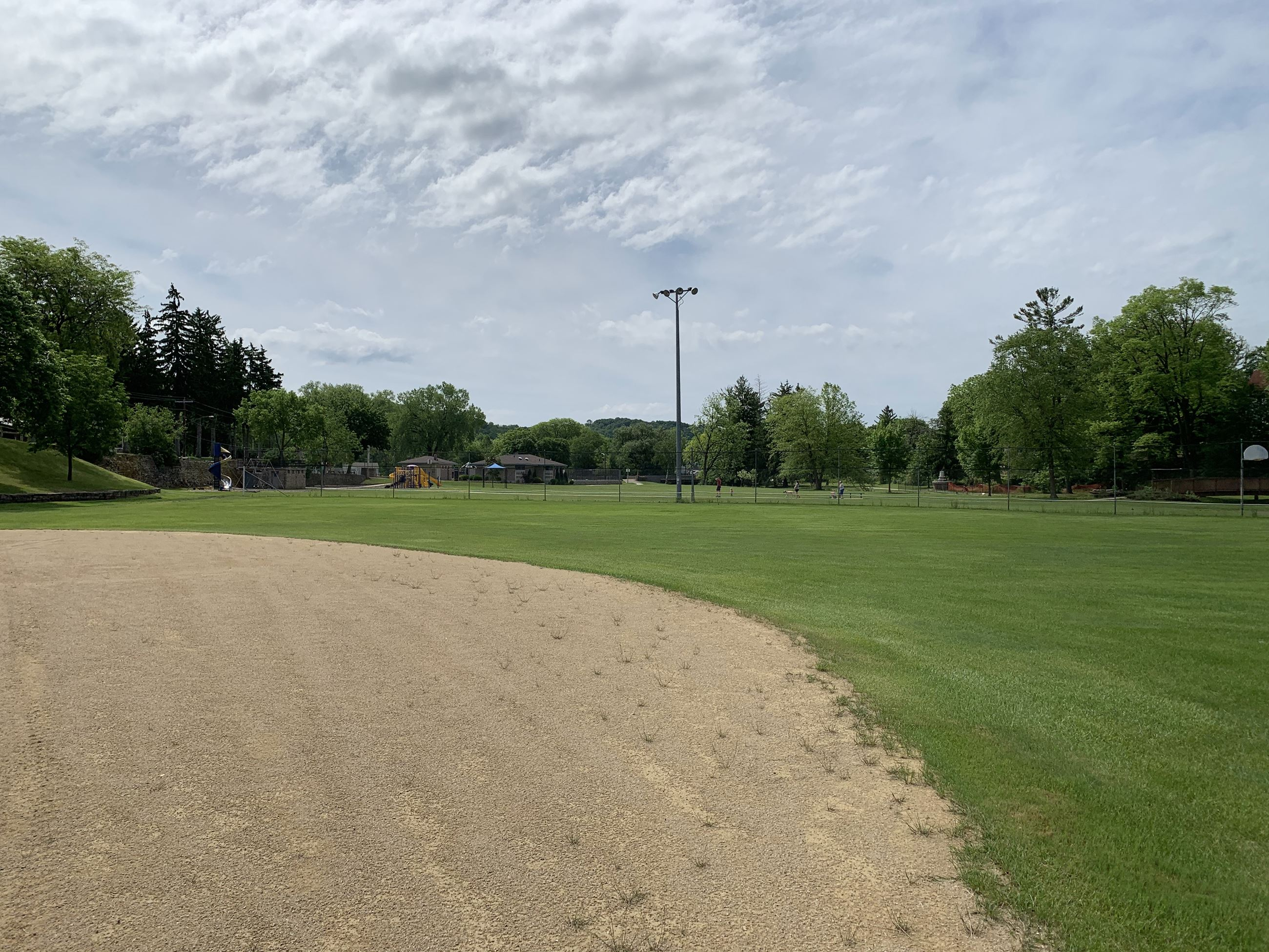 Softball Field - Goeres Park7