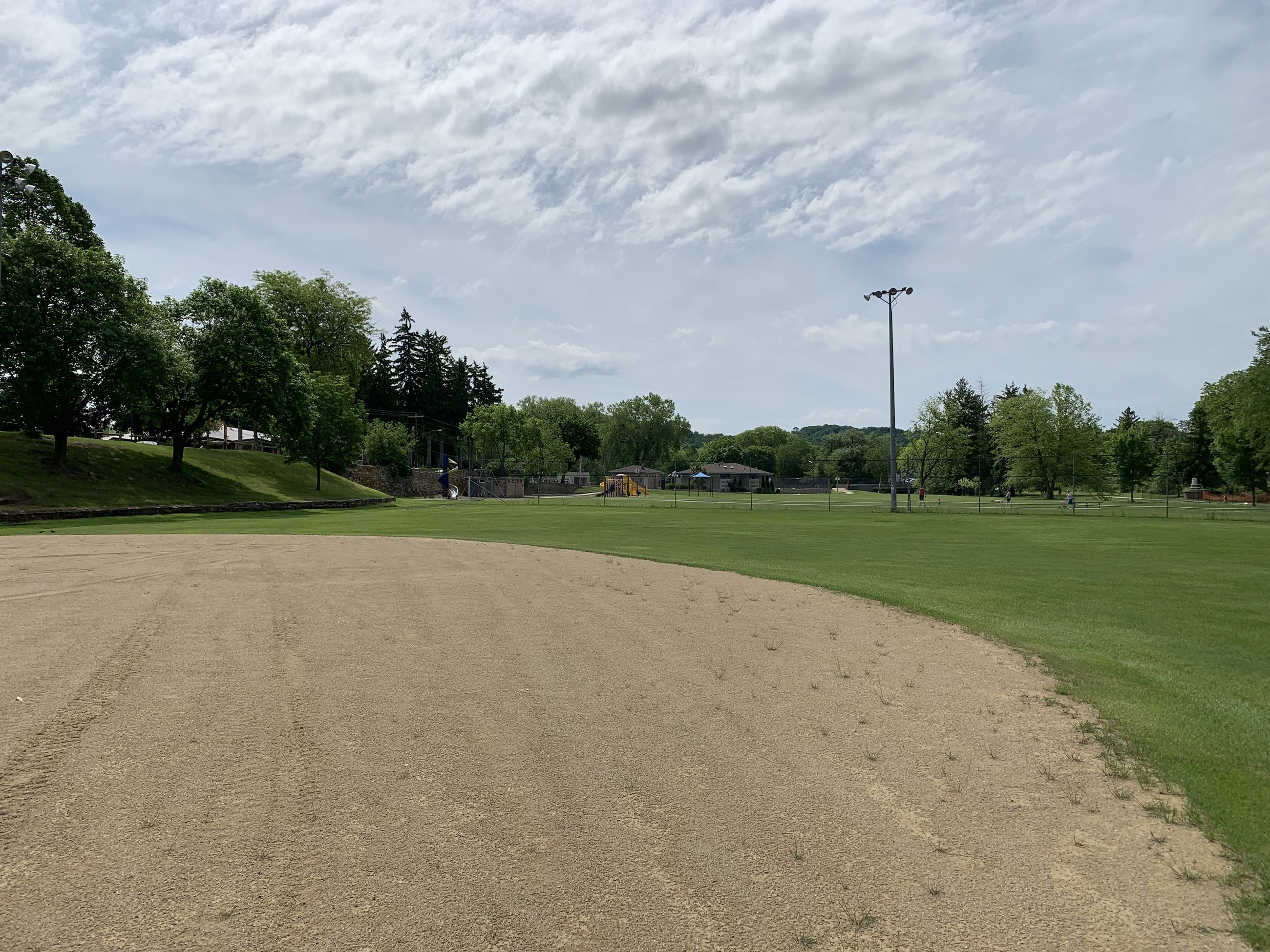 Softball Field - Goeres Park8