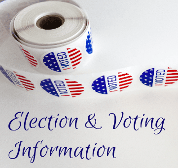 Election and Voting Information